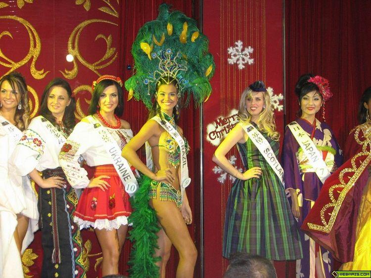 mariana bridi, top 6 de miss bikini international 2007, top 4 de face of the earth 2007. † 6zsfe7vp
