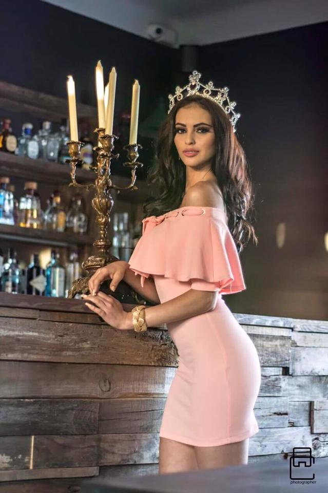 veronica salas, miss intercontinental 2017/top 20 de miss eco international 2017. 8vskos9t