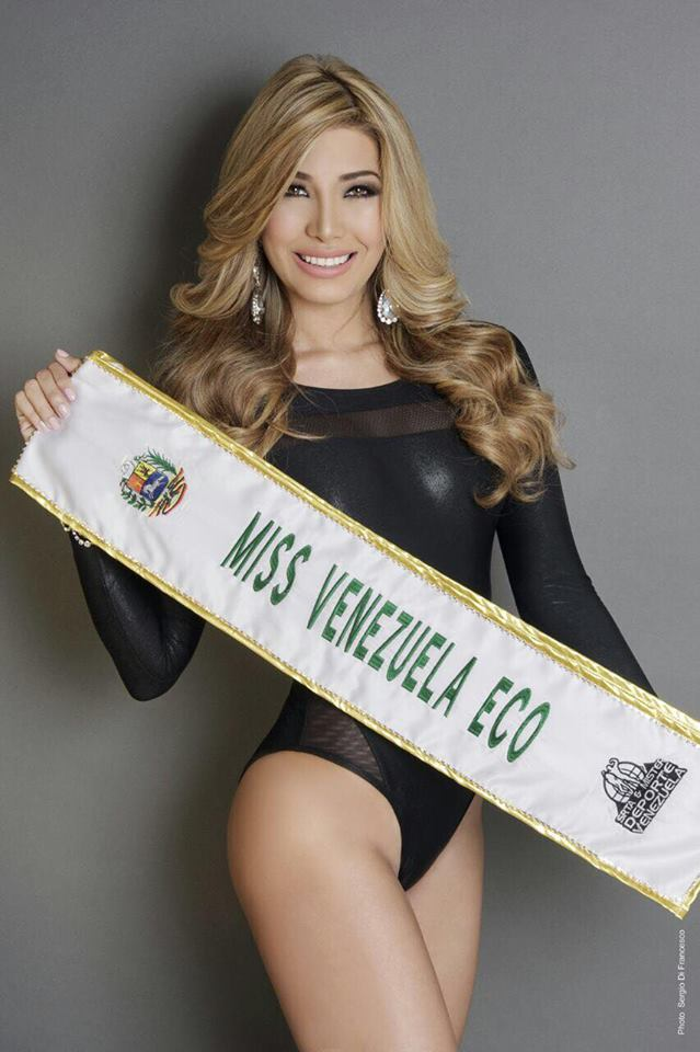 gabriela espana, miss eco venezuela 2017. Grlac9sy