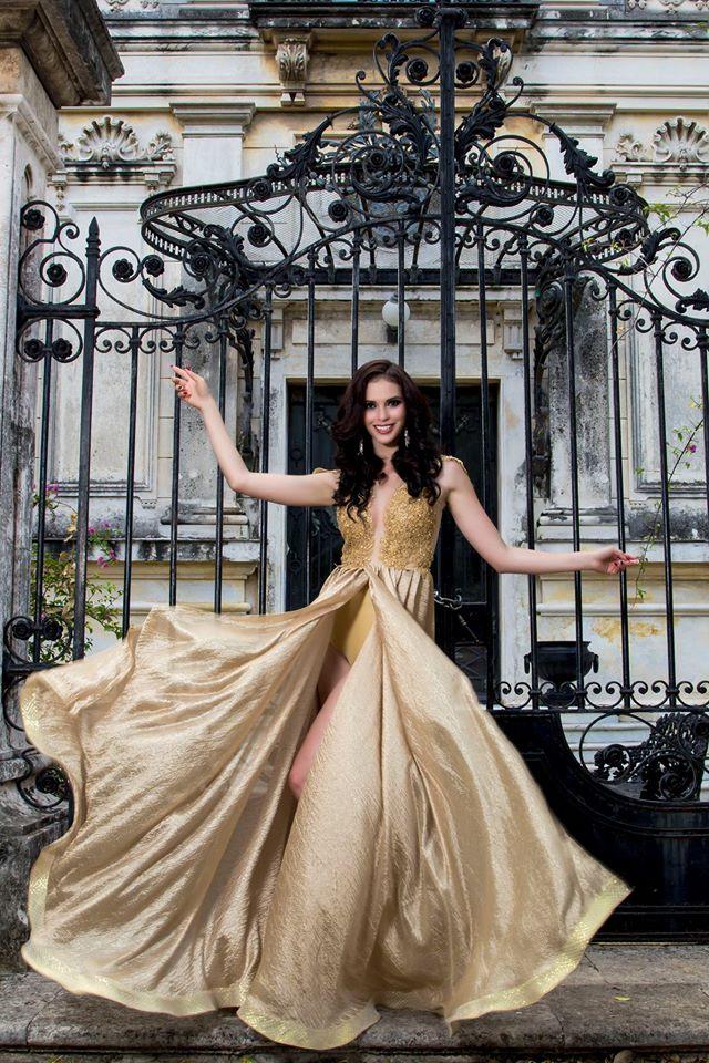 veronica salas, miss intercontinental 2017/top 20 de miss eco international 2017. I7d42dxl