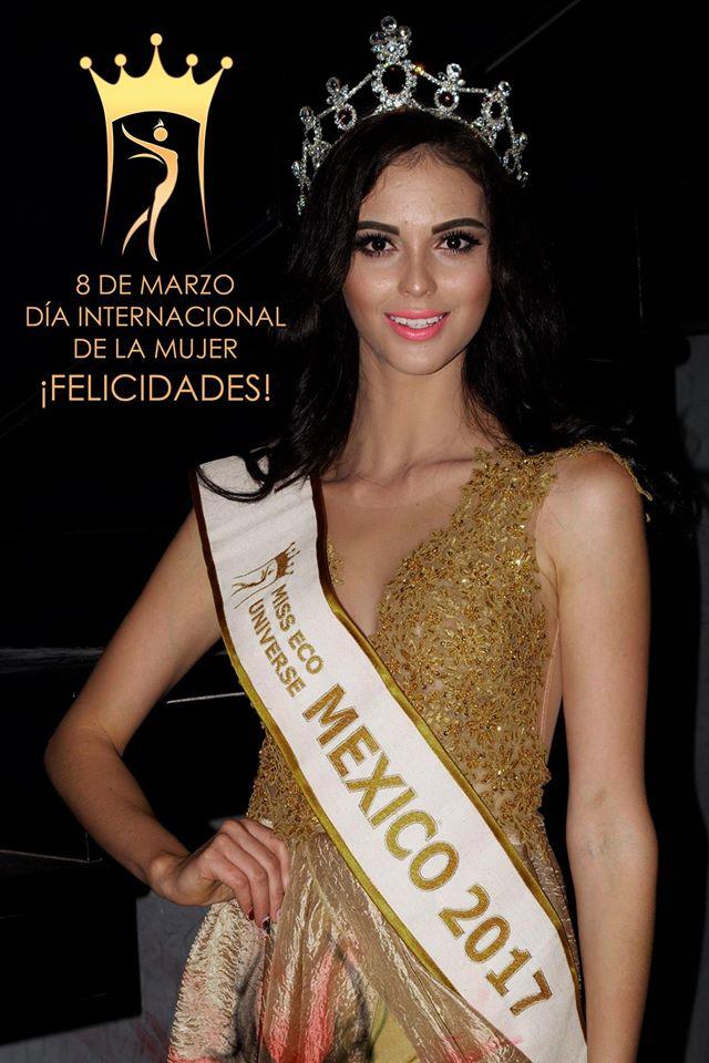 veronica salas, miss intercontinental 2017/top 20 de miss eco international 2017. - Página 3 Utk7zd5a