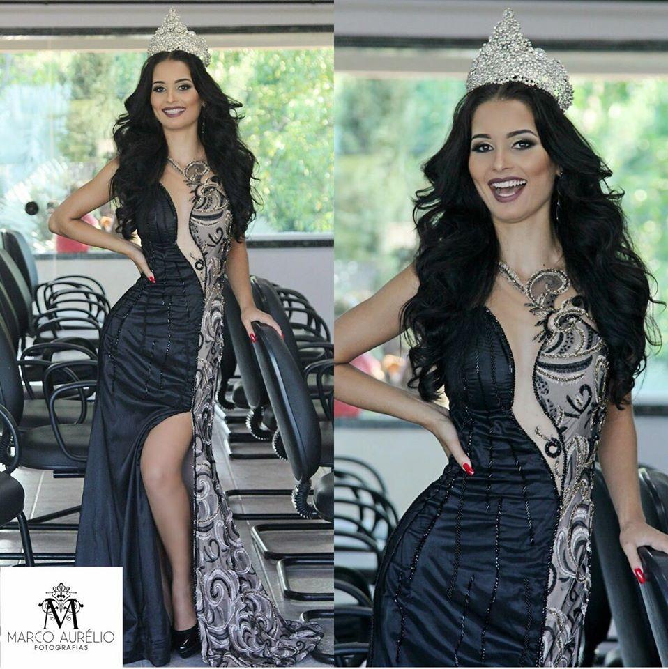thyessa karollinne, candidata a miss goias universo 2017. 2zzevoel