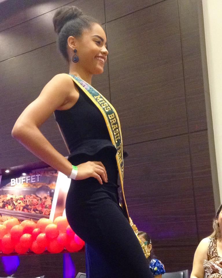 natali vitoria, miss roraima mundo 2020/top 15 de miss brasil universo 2019 /miss brasil teen universe 2017. primeira miss negra a vencer o miss roraima. - Página 3 Azhyh8ha