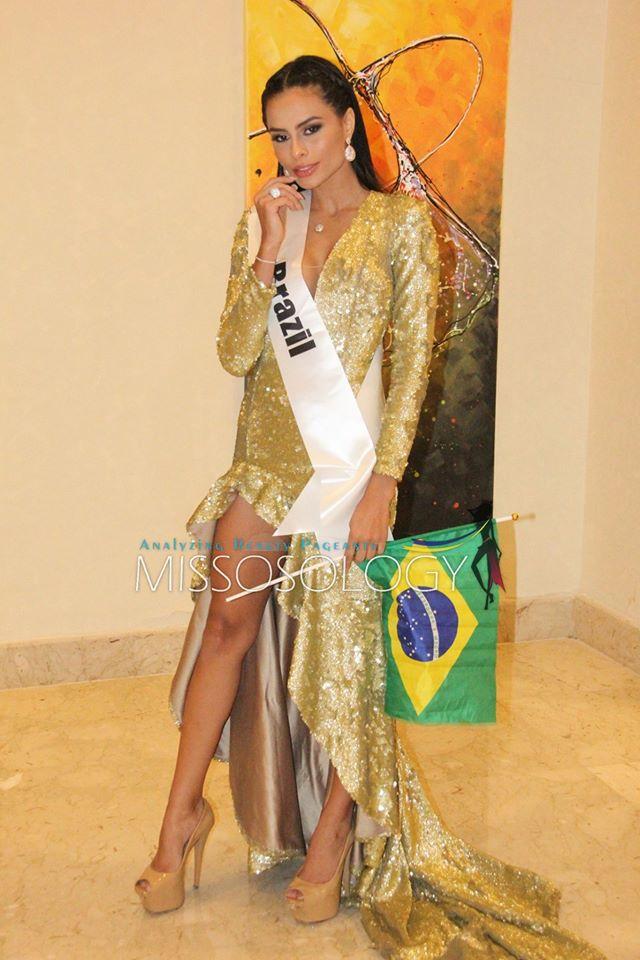 stephany pim, miss eco brasil 2017/top 3 de miss brasil universo 2017. - Página 2 Idvvhwih