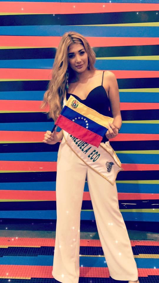 gabriela espana, miss eco venezuela 2017. - Página 2 Lwm9x6nr