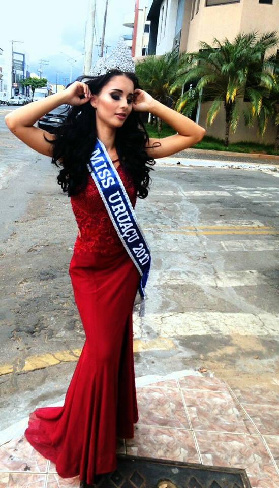 thyessa karollinne, candidata a miss goias universo 2017. W2l37hg8