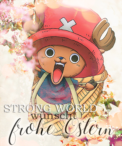 Frohe Ostern aus dem Strong World ! O4rsyd45