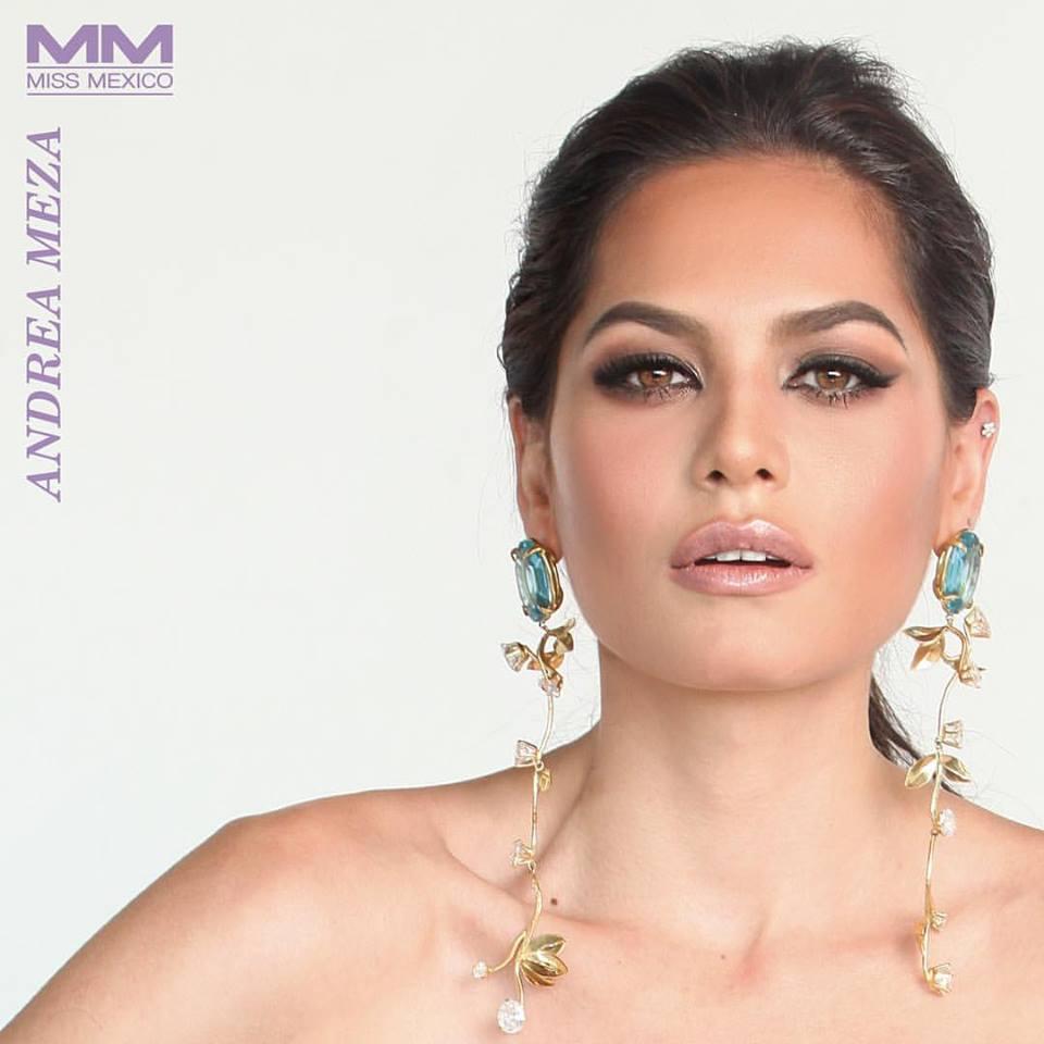 andrea meza, mexicana universal 2020/1st runner-up de miss world 2017. - Página 3 U4tor83y