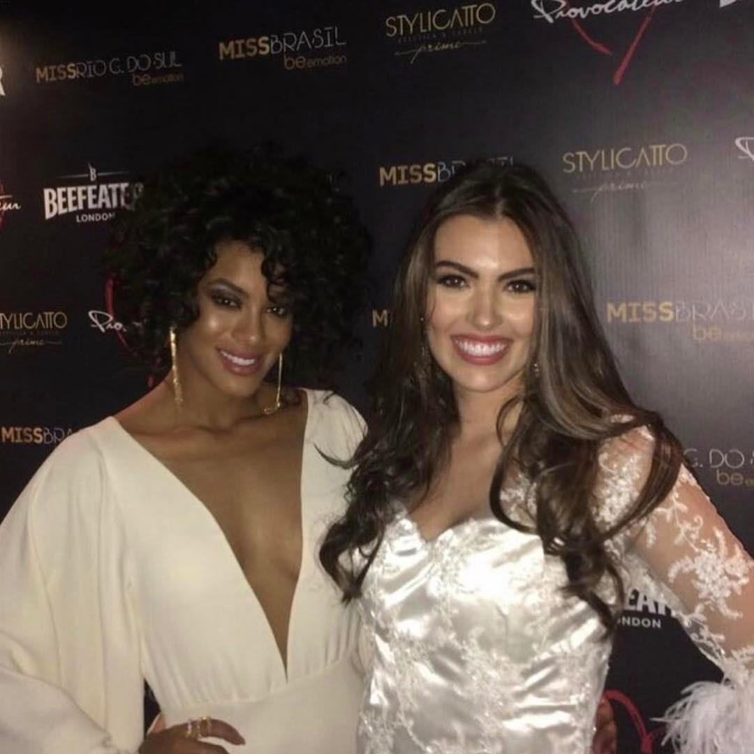 vitoria bisognin, miss brasil rainha internacional do cafe 2015, candidata a miss rio grande do sul universo 2017. - Página 37 Uqvdmbur