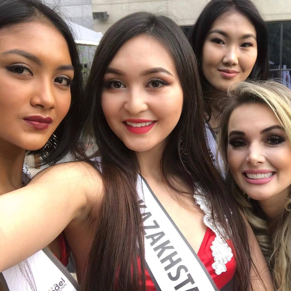 katherin strickert, miss megaverse 2018, 1st runner-up de supermodel international 2017. - Página 4 Jathkudi