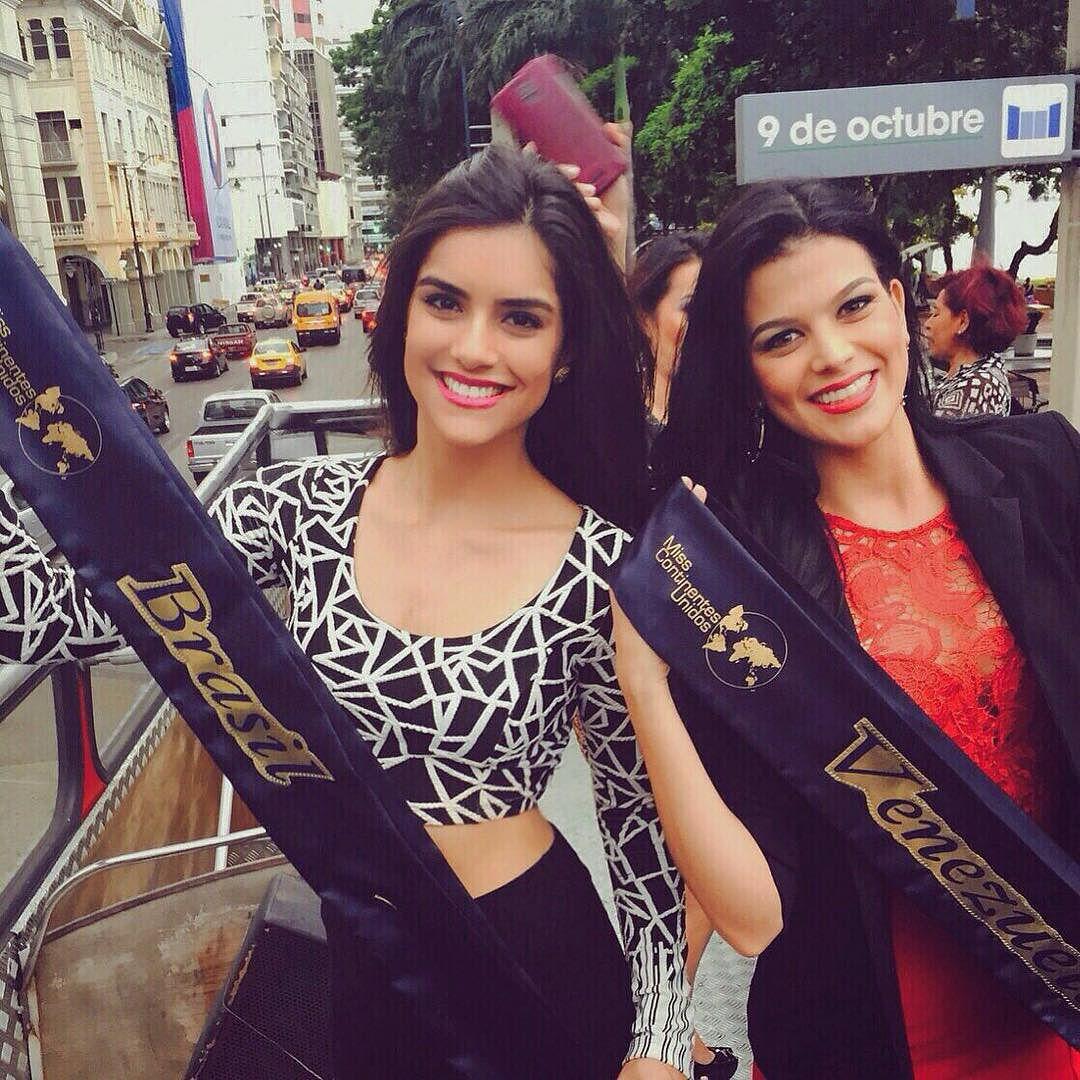 miss continentes unidos 2015: nathalia lago. miss roraima universo 2017. Yotuthaf