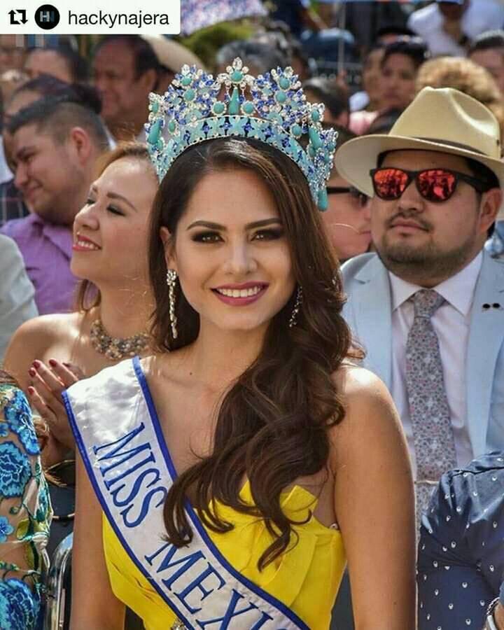 andrea meza, mexicana universal 2020/1st runner-up de miss world 2017. - Página 3 8bk8t5cf