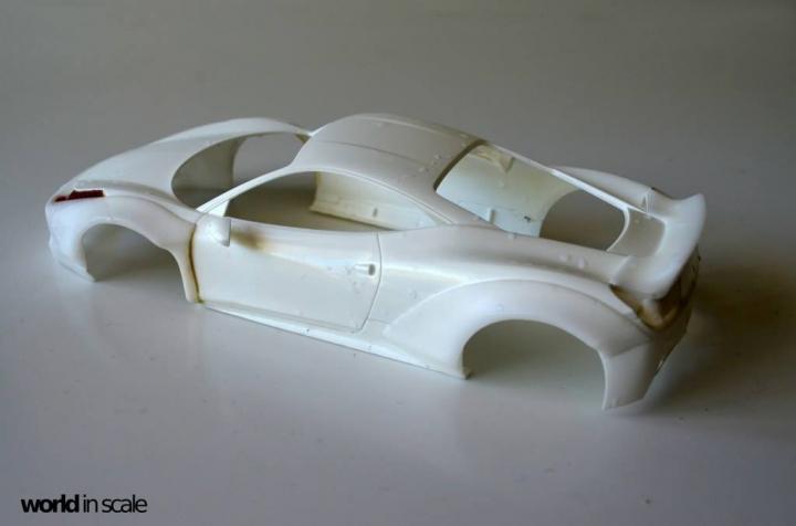 """Ferrari 458 """"Liberty Walk"""" 2.0 - 1/24 by Fujimi + Eightyone81 9hm6fe34"""
