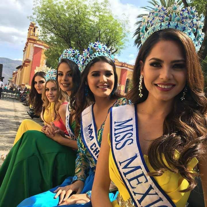 andrea meza, mexicana universal 2020/1st runner-up de miss world 2017. - Página 3 C5bjcn5z