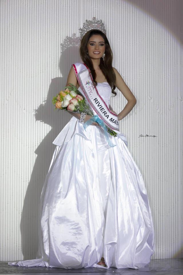 yesenia moreno, miss teen riviera maya universe 2017. Vumarydj
