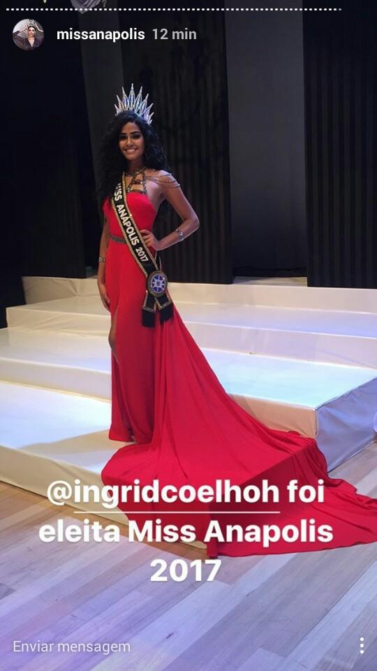 miss goias mundo 2017, ingrid coelho. X65uancn
