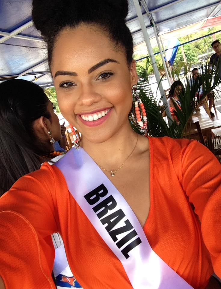 natali vitoria, miss roraima mundo 2020/top 15 de miss brasil universo 2019 /miss brasil teen universe 2017. primeira miss negra a vencer o miss roraima. - Página 6 Sur2p3sh