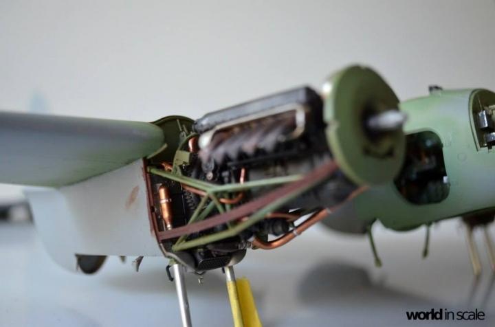 De Havilland Mosquito Fb. Mk VI - 1/32 by Tamiya 24kfbinu