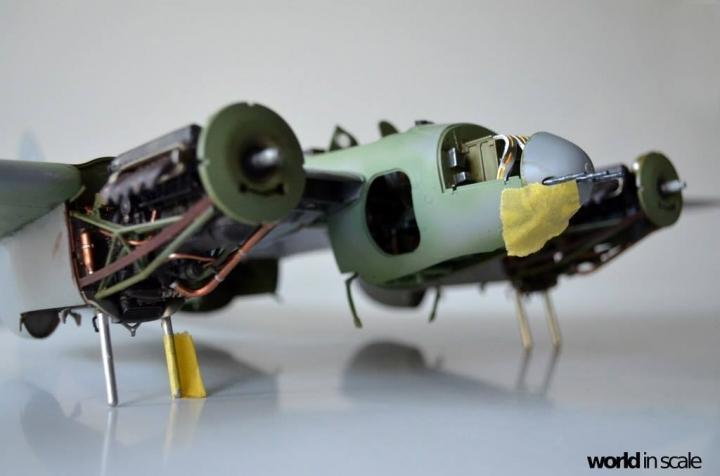 De Havilland Mosquito Fb. Mk VI - 1/32 by Tamiya 6gcra6d9