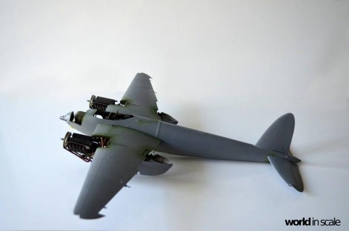 De Havilland Mosquito Fb. Mk VI - 1/32 by Tamiya 9vnzlx3y