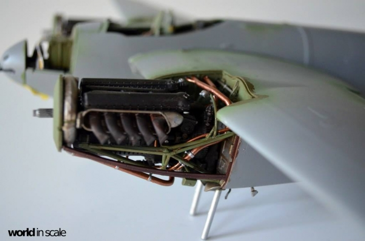 De Havilland Mosquito Fb. Mk VI - 1/32 by Tamiya Sbfvynld