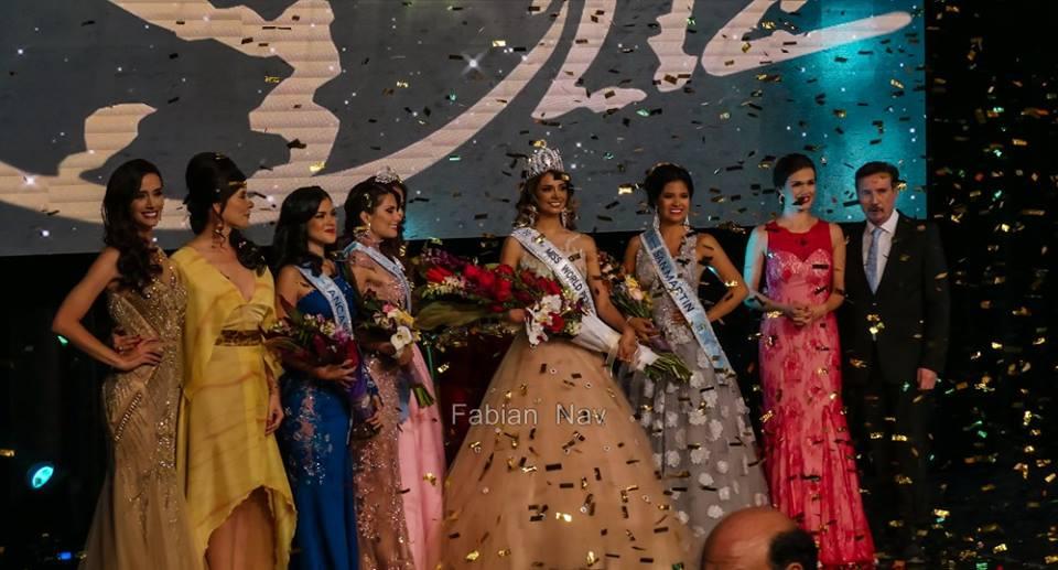 pamela sanchez, candidata a miss peru universo 2019/top 40 de miss world 2017. - Página 2 2cbr23lx