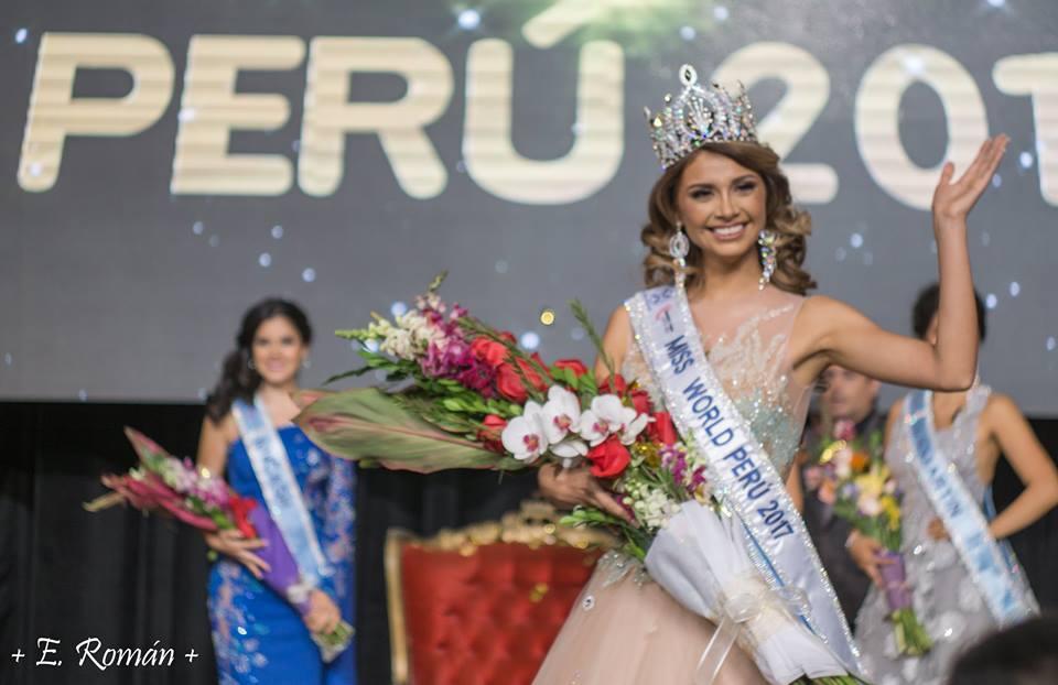pamela sanchez, candidata a miss peru universo 2019/top 40 de miss world 2017. - Página 2 8l6tk3zs