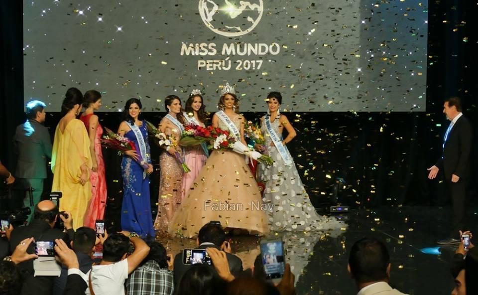 pamela sanchez, candidata a miss peru universo 2019/top 40 de miss world 2017. - Página 2 Ew7wgvst