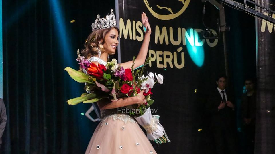 pamela sanchez, candidata a miss peru universo 2019/top 40 de miss world 2017. - Página 2 Mpf2rrou