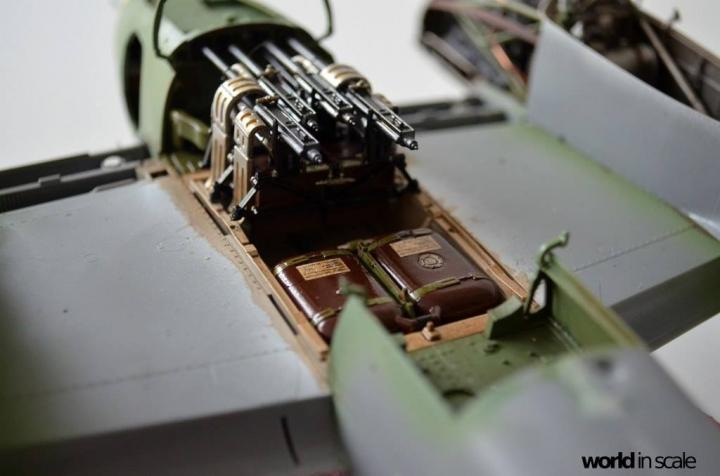 De Havilland Mosquito Fb. Mk VI - 1/32 by Tamiya Og7xzw5z