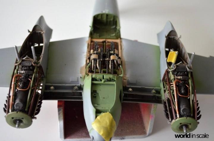 De Havilland Mosquito Fb. Mk VI - 1/32 by Tamiya Phzyh6i3