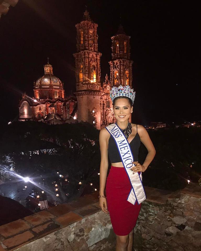 andrea meza, mexicana universal 2020/1st runner-up de miss world 2017. - Página 3 Bciaocv2