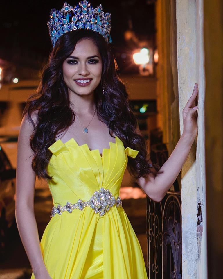 andrea meza, mexicana universal 2020/1st runner-up de miss world 2017. - Página 3 Sq82ra2z