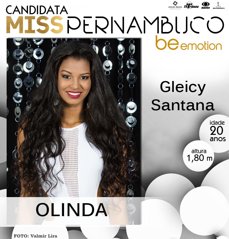 gleicyane santana, miss olinda universo 2017. 25awzfat