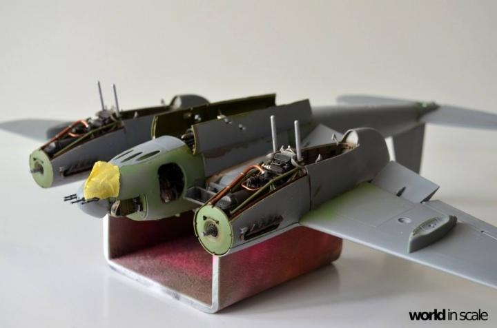 De Havilland Mosquito Fb. Mk VI - 1/32 by Tamiya 5d46p2sd
