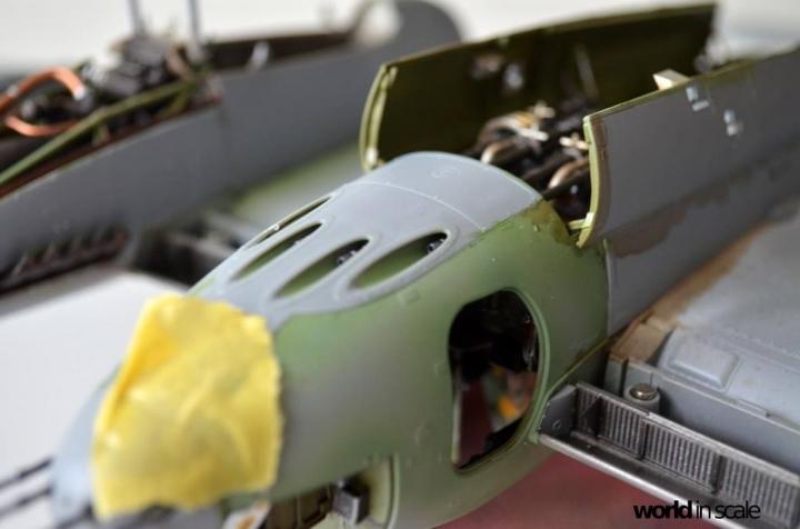 De Havilland Mosquito Fb. Mk VI - 1/32 by Tamiya 5ux8mpc4