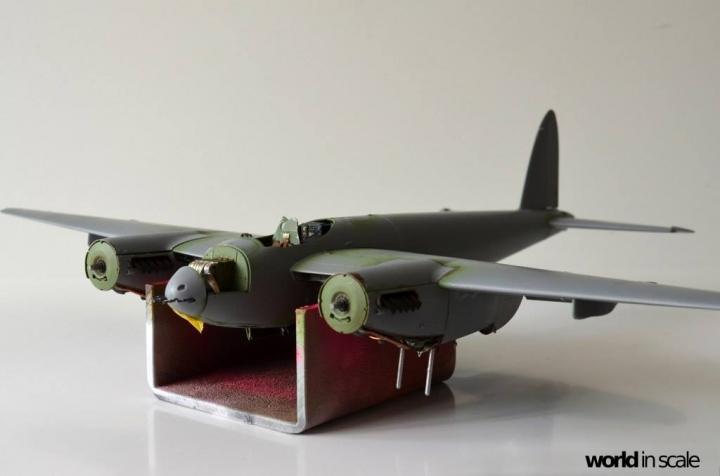 De Havilland Mosquito Fb. Mk VI - 1/32 by Tamiya D4imuy8o