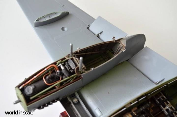 De Havilland Mosquito Fb. Mk VI - 1/32 by Tamiya Goyoygbj