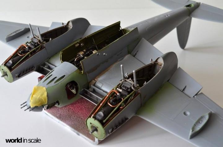 De Havilland Mosquito Fb. Mk VI - 1/32 by Tamiya J8ei24zp