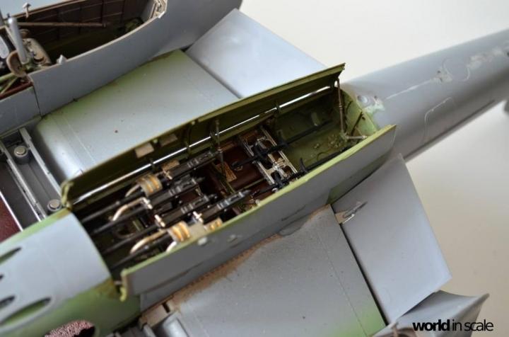 De Havilland Mosquito Fb. Mk VI - 1/32 by Tamiya Oevjxmr5