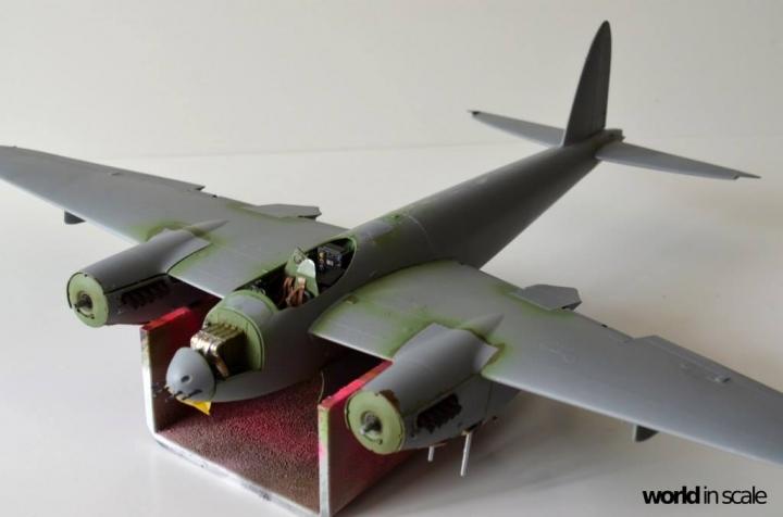 De Havilland Mosquito Fb. Mk VI - 1/32 by Tamiya Zlgnc5u6