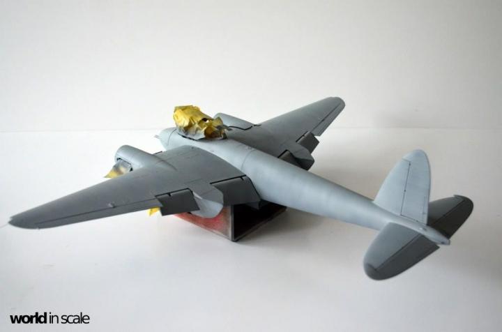 De Havilland Mosquito Fb. Mk VI - 1/32 by Tamiya 2uvejz6c