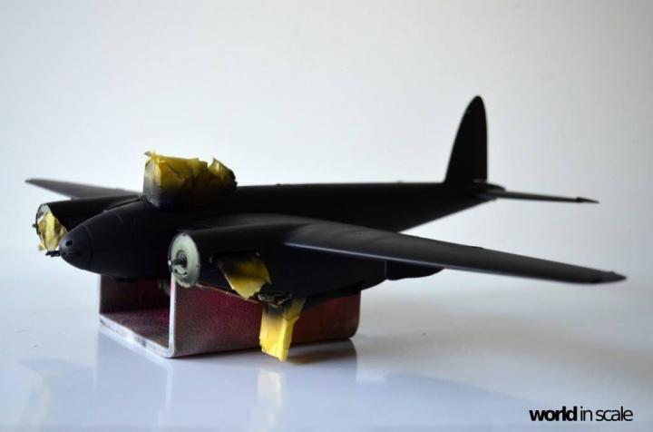 De Havilland Mosquito Fb. Mk VI - 1/32 by Tamiya 3obwrto8