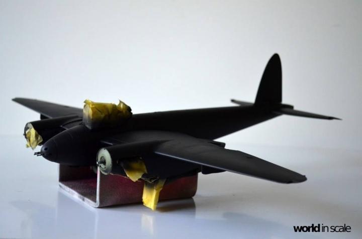 De Havilland Mosquito Fb. Mk VI - 1/32 by Tamiya 84x4hbd5