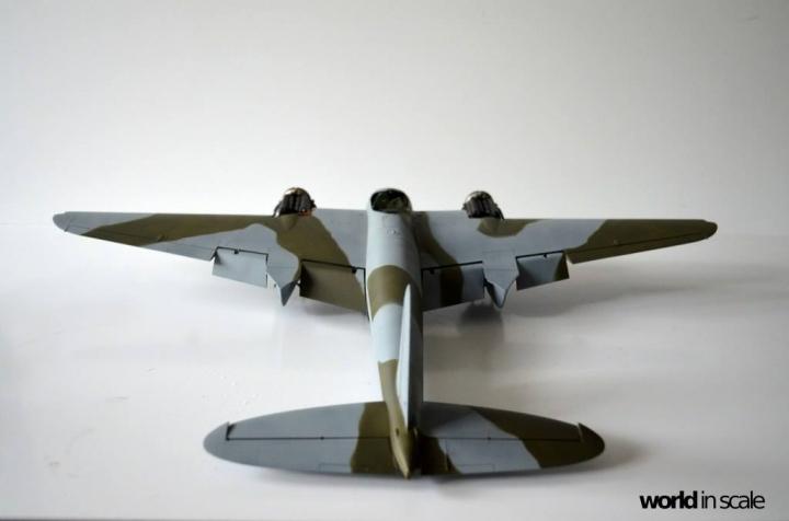De Havilland Mosquito Fb. Mk VI - 1/32 by Tamiya Chmdj93r