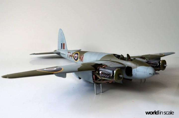 De Havilland Mosquito Fb. Mk VI - 1/32 by Tamiya Ckqgshjf