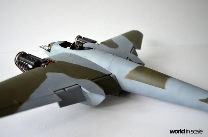 De Havilland Mosquito Fb. Mk VI - 1/32 by Tamiya E6642h89