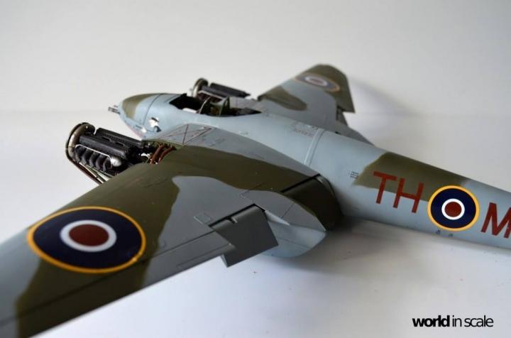 De Havilland Mosquito Fb. Mk VI - 1/32 by Tamiya I9hzakk2