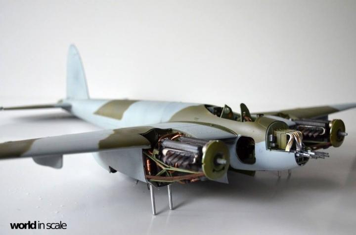 De Havilland Mosquito Fb. Mk VI - 1/32 by Tamiya Q25h6kl5