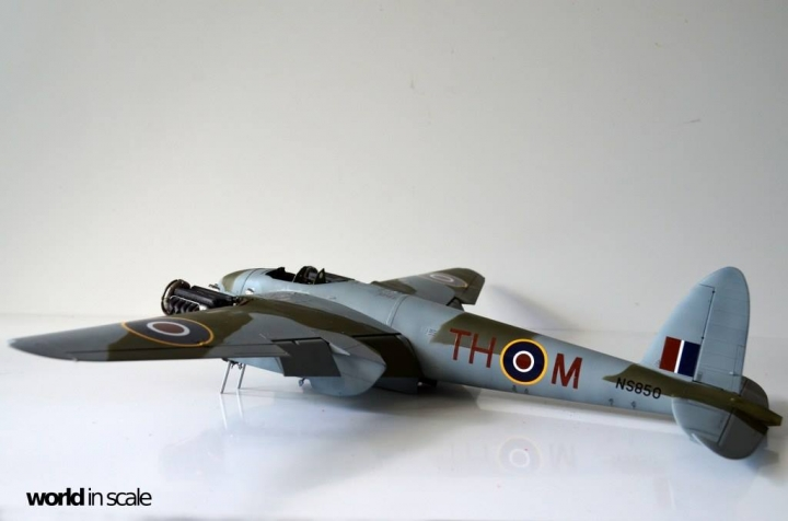 De Havilland Mosquito Fb. Mk VI - 1/32 by Tamiya Tx8mgqsa